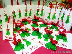 Sala dos bebés: A nossa prenda de Natal
