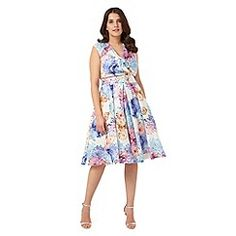 Studio 8 - Multi-coloured estra dress