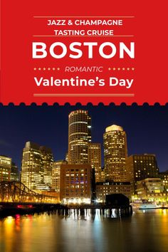 Coupon for Romantic Valentine's Day Jazz & Champagne Tasting Cruise on luxury yacht Northern Lights. Great Boston views, chocolate covered strawberries, etc Vacation Deals, Travel Deals, Vacation Spots, Travel Usa, Romantic Vacations, Romantic Getaways, Bourbon Tour, Holidays Around The World, In Boston