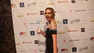 VIDEO Steph Dixon at Treasure Chest charity function