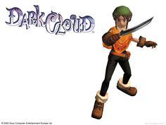 Dark Cloud - PS2
