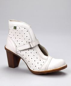 Look at this Optical Ankle Boot on #zulily today!