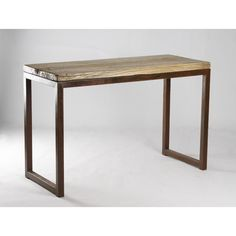 Furniture > Living Room Furniture > Console > Reclaimed Oak Console