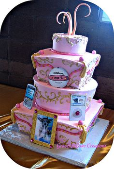 kid's birthday cakes - Graceful Cake Creations