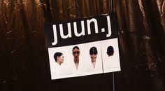 JUUN J SS15 – Fashion-week Paris