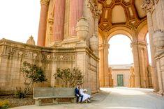An Intimate San Francisco destination Wedding for Kari and Corey - Blue Sky Elopements