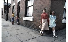 John Bulmer's photographs of working class life in the North of England in the   Sixties and Seventies portray a spirited community undergoing enormous   change.