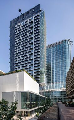 The Milton Court Development consists of The Heron, a 37-storey tower delivering…