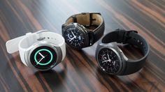 Samsung's Gear S2 is its best-looking smartwatch yet