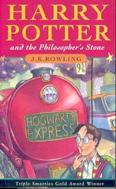 Harry Potter and the philosopher's stone av J.K. Rowling