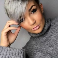 Short Hairstyle 2018 – 127