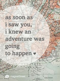 Here's to all the best adventures!