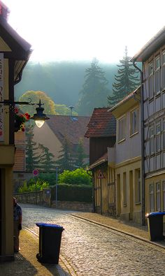 Blankenburg, Saxony-Anhalt, Germany by Stereotron
