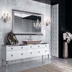 art deco decor/images | ... ideas for bathroom decorating, modern bathrooms in art deco style