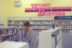 I was in family video 4 hours ago and reality was a bit altered