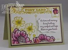 Image result for stampin up postcard