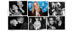 Jeremy Scott partied the night away at Flash Factory in New York to beats by DJ Mia Moretti after the Fall/Winter 2016-2017 show. We give you inside access to the after-party, captured by Ulrich Knoblauch.