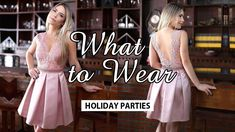 Holiday Dresses 2017 - 2018, The Hottest Christmas Party Dress And New Y...