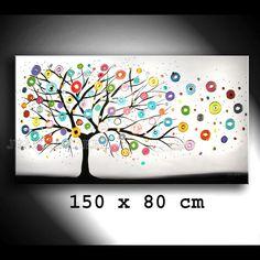 """Produktbeschreibung  Künstler: Jean Sanders """"NATURE"""" 150x80 cm Material: Acrylfarben, Schlussfirnis Malgrund: Das Bild ist bereits fertig auf Keilrahmen gespannt. Die Seiten des Bildes..."""