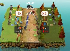Highgrounds is a Free to Play Browser Based [BB] CCG [Collectible Card game] MMO Game featuring Turn Based Strategy [TBS] battles
