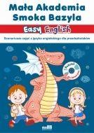 Mała Akademia Smoka Bazyla. Easy English. Scenariusze zajęć z języka angielskiego dla przedszkolaków (z płytą CD-ROM)