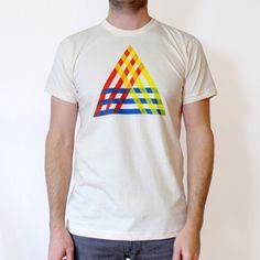 Fab.com | Geometric Tees and Totes