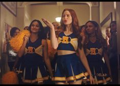 There's no such thing as normal. Stream the midseason finale on The CW App! Li… There's no such thing as normal. Stream the midseason finale on The CW App! Link in bio. Cheryl Blossom Riverdale, Riverdale Cheryl, Riverdale Netflix, Riverdale Cast, Cheer Outfits, Cheerleading Outfits, Betty Cooper, Films Netflix, Riverdale Fashion