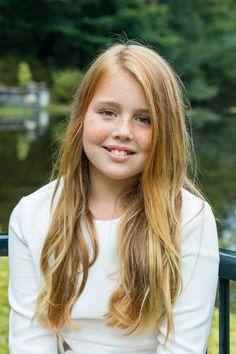 Prinses Alexia, 12 Jaar    June 26, 2017