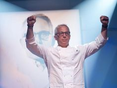 So excited to see Geoffrey Zakarian win Next Iron Chef!