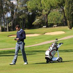 Stewart X9 Follow – Automatic #Golf Trolley