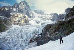 amazing mountain scape