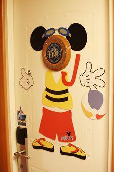 Disney Cruise Door Magnets copy