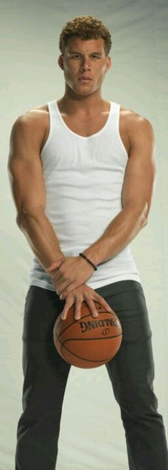 Blake Griffin #32 LA Clippers. <3