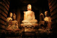 """The Shaanxi History Museum in Xi""""an is well worth a visit. Shaanxi province is one of the places of the birth & development of Chinese civilization. It was the capital of 13 dynasties including Zhou, Qin, Han, Tang.  The Shaanxi History Museum displays Shaanxi history, culture and Chinese ancient civilization."""" #JetsetterCurator #SilkRoad"""