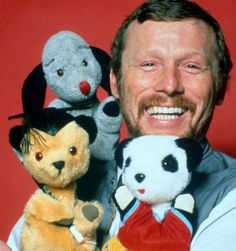 Sooty. Sweep was the real star. Soo was the voice of reason.