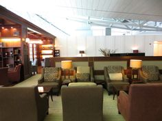 Asiana First Class Lounge, Seoul Review #TravelSort