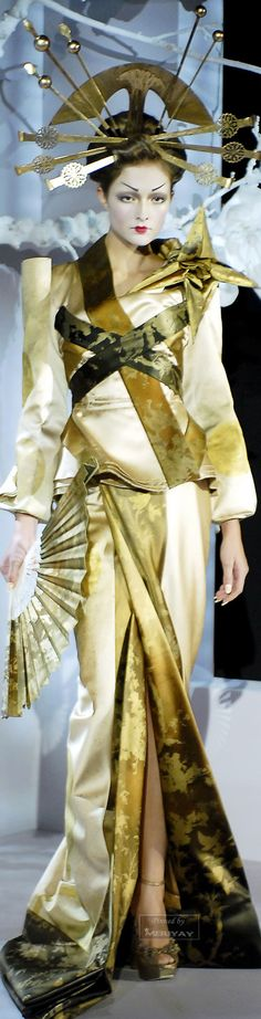 ~Christian Dior SS 2007 | House of Beccaria#