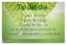 Atención  #TipsDoterra #HijasDoterra  DōTERRA