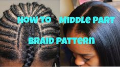 Sew In Patterns Foundation For Flat Sew In Flawless Hair Sew In Braid Patterns. Sew In Patterns Updated Braiding Pattern For A Side Part With Leave Out. Sew In Patterns Braid Pattern For Lace Closure Sew In Tutorial Part Continue Reading → Crochet Braids, Sew In Braids, Diy Braids, Braids With Weave, Crochet Hair Styles, Weave Braid, Bob Sew In, Sew In Braid Pattern, Braid Patterns