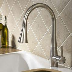 Kingston Brass Heritage 2HDL Vessel Sink Faucet At Menards | Dream Home |  Pinterest | Vessel Sink, Kingston And Faucet