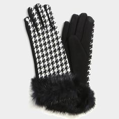 Fur Trim Wool Gloves. Get the lowest price on Fur Trim Wool Gloves and other fabulous designer clothing and accessories! Shop Tradesy now