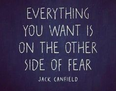 Fear, The Sucess Killer