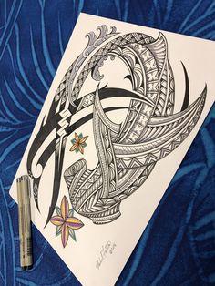 digital copy of this beautiful hammer head shark by michael Fatutoa Tribal Shark Tattoos, Hawaiian Tribal Tattoos, Samoan Tribal Tattoos, Geometric Tattoo Arm, Polynesian Art, Polynesian Tattoo Designs, Maori Tattoo Designs, Thai Tattoo, Maori Tattoos