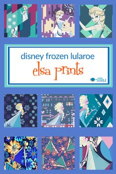 aea4ca3d760 Don t let go of the new Disney Frozen LuLaRoe featuring Elsa and Olaf