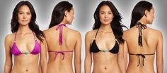 One Way Ticket Tri Top. More Info & Check Price:  http://www.beachbunnybikini.com/beach-bunny-bikini-one-way-ticket-tri-top/