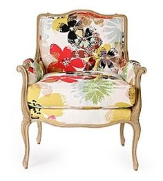 Love this chair. #Anthropologie