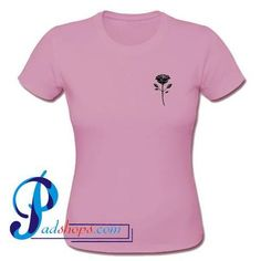 Create your own closet and sell your used clothing, shoes and items in our marketplace. Buy fashion from Influencers & shop celebrity closets in our online store. Black Rose Flower, Flower Silhouette, Pink Tops, Asos, V Neck, T Shirt, Stuff To Buy, Women, Fashion
