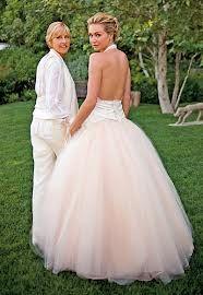 lesbian wedding dresses - Google Search