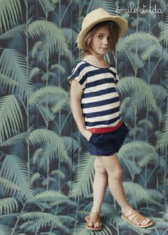 Fashion for girls - Emile et Ida - Sping Summer 2014 Collection http://www.smallable.com/1441-emile-et-ida