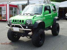 Jimny Jimny 4x4, Jimny Suzuki, Best 4x4, Custom Jeep, Cars And Motorcycles, Samurai, Monster Trucks, Vehicles, Workshop